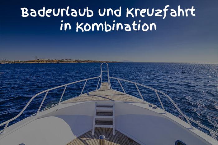 Baden-Kreuzfahrt-Kombi