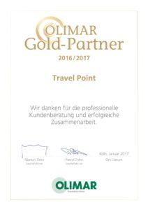 Olimar Gold Partner