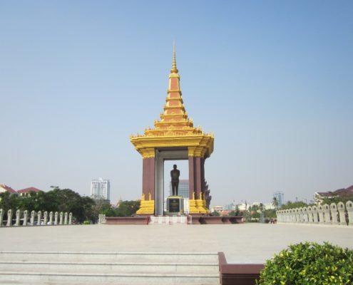 Kambodscha Pagode