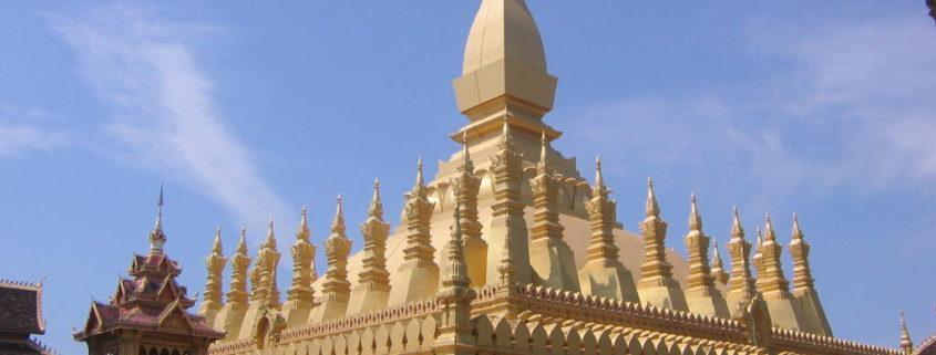 Tempel in Laos